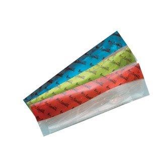 Repas Deluxe Pack couteau lourd, fourchette, cuillère et serviette. Quantité par boîte: 200.