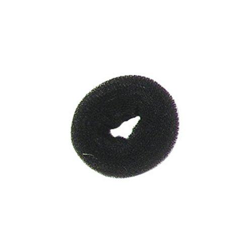 Nancy crepon corona 80 mm, color negro