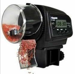distributeur automatique de nourriture pour poisson aquarium animalerie. Black Bedroom Furniture Sets. Home Design Ideas
