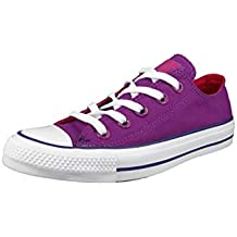 a515ca40b73ff6 ... discount converse chucks 162453c lila chuck taylor all star ox icon  violet pink pop white c90ce