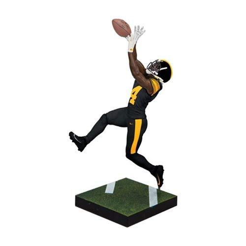McFarlane Antonio Brown (Pittsburgh Steelers) EA Sports Madden NFL 19 Ultimate Team Series 1 (Steelers Mcfarlane)