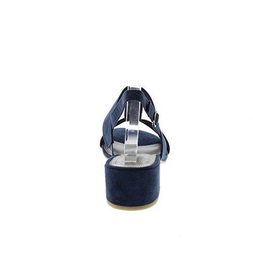 Marco Tozzi Sling Sandalette , Farbe: Navy Navy