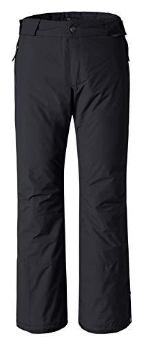 Wantdo Damen wasserdicht warm padding insulated im freien schneehose groß schwarz Ski-insulated-jacken-jacken