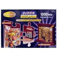Imagen principal de Universal Trends AL20050E - Puzzle y Escultura (grande) - Nefertiti - Egipto [Importado de Alemania]