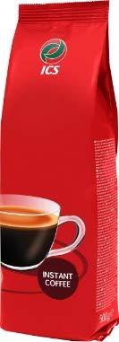ICS Instant Kaffee sprühgetrocknet, 12 x 500g = 6,00 Kg