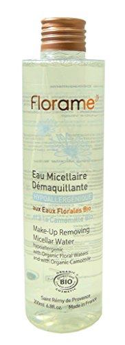 FLORAME Eau Micellaire Démaquillante Hypoallergénique - 200ml