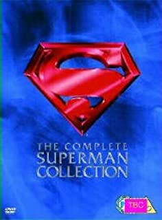 The Complete Superman Collection:[4-Discs] [DVD] (B000B7KXB8) | Amazon price tracker / tracking, Amazon price history charts, Amazon price watches, Amazon price drop alerts