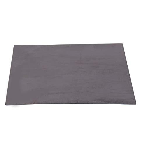 LETAOSK 0,5 mm (0,02 inch) Dicke Vierkant Titanfolie Blatt Ti Dünne Platte Material 99,8{0612fd4d39e82fa099faa1e8a2e1f80f144ae10ab562a22b8d3ed82d067180fc} Reinheit Metallbearbeitung Liefert