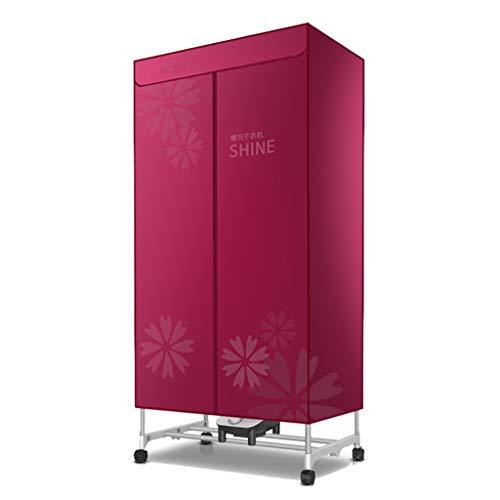 Qi Tai Secadora ropa Secador: armario almacenamiento