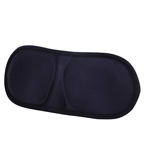 Lykke. Atmungsaktive Dreidimensionale Augenmaske, Weicher Wiederverwendbarer Schattierungsschwamm Gewebe Augenschild Entlasten Ermüdung für Sleep Aid Tour Cover - Dunkelgrün