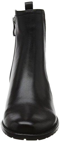 Caprice 25303, Bottes Chelsea Femme Noir (Black Nappa)