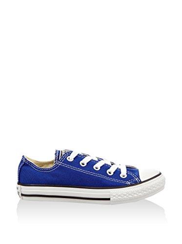 Converse Ct Coat Wash Ox, Damen Sneakers radio blue