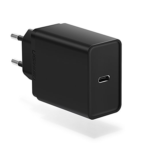 UGREEN-30W-Chargeur-Secteur-USB-Type-C-Power-Delivery-pour-iPhone-X-8-Plus