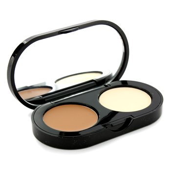 Bobbi Brown - New Creamy Concealer Kit - Golden Creamy Concealer + Pale Yellow Sheer Finish Pressed Powder 3.1g/1.1oz -
