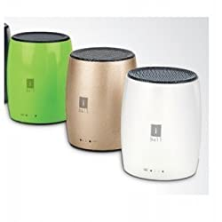 iBall Beatz B4 Bluetooth Speakers (Neon Green)