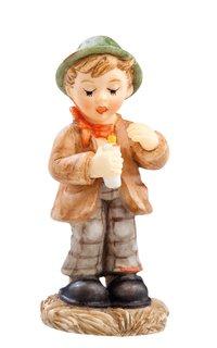 Hummel Mini-Figur Kinder-Krippe Hannes
