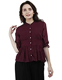 A Thousand Things Women's Embroided Top