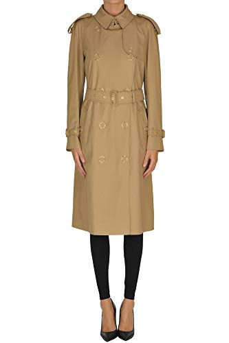 BURBERRY Cotton Trench Coat Woman