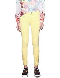 Pantaloni Donna Abbigliamento Donna Amazon Desigual it qXwRgUtIx