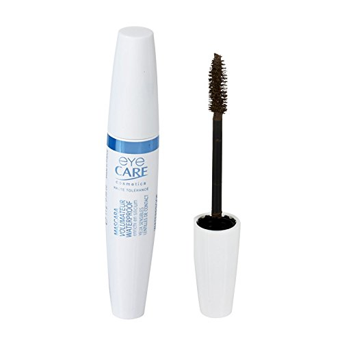 Eye Care Mascara Volumateur Waterproof Enrichi en Silicium 11 g - 6100 : Brun
