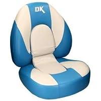 Barco silla para tu Angel Boot * * * NUEVO * * * Disponible en 2colores con gran Efecto Fibra De Carbono * * * Super comodidad. * * * extra ancho asiento, Sorrento Blue / Silver Carbon