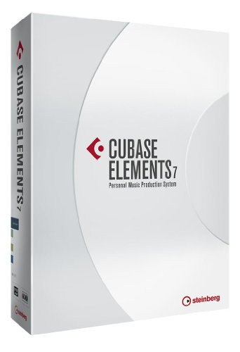 Steinberg Cubase Elements 7 EDU · DAW-Software