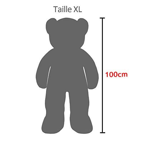 Zoom IMG-3 deuba orsacchiotto gigante xl 100
