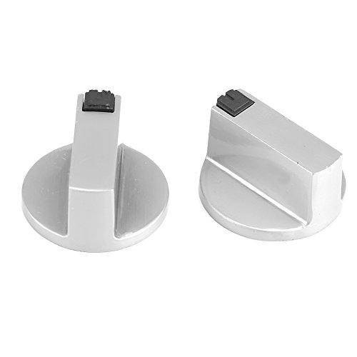 Fdit 1 Par 6mm Interruptor de Control de Cooktop de Aleación de...