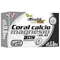 CORAL CALCIO MAGNESIO VIT D3 60 Caps