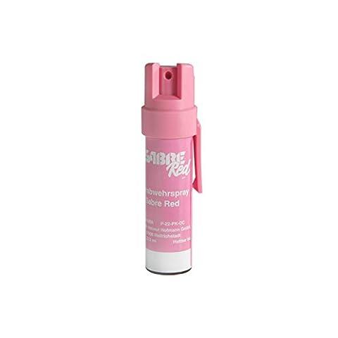 Abwehrspray Lady Pink Sabre Red Pfefferspray 22,5ml