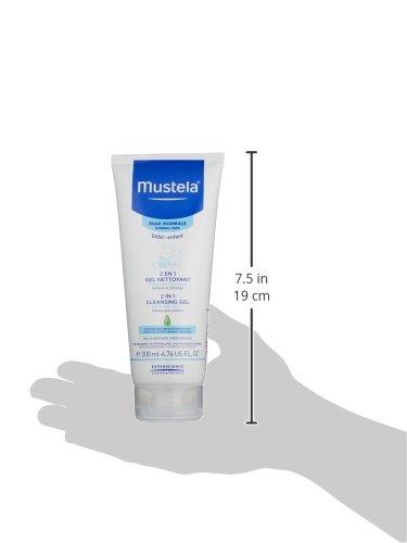 Mustela Bébé-Enfant 2 in 1 Cleansing Gel 200ml - Normal Skin