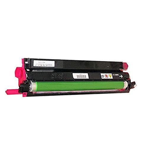 Toner a cartuccia Phaser 6600 compatibile con la cartuccia di toner X-e-rox 6600 per P6600 6605 6655 Toner a cartuccia per stampante, con chip, 60.000 pagine (nero / giallo, ciano, magenta)-magenta
