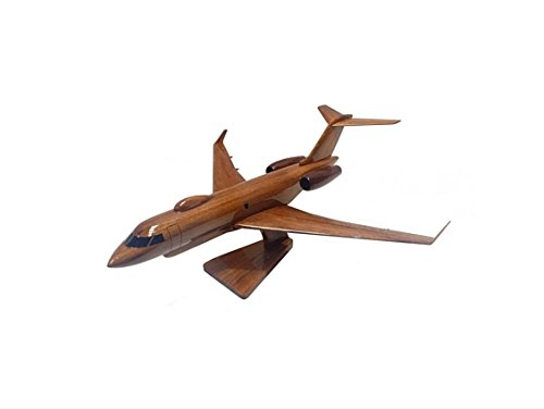 raytheon-sentinel-british-military-surveillance-aircraft-executive-wooden-desktop-model-mahogany