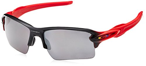 7781d3344e Oakley Flak 2.0 XL, Gafas de Sol, polarizado para Hombre, Multicolor (Ruby