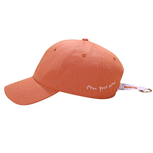 ll Cap Einstellbar Mesh Hüte Baseballmütze Gestickte Sommerkappe für Männer Frauen Casual Hüte Hip Hop Stickerei Baseball Caps Modische Baseball Mütze Sommer Hat ()