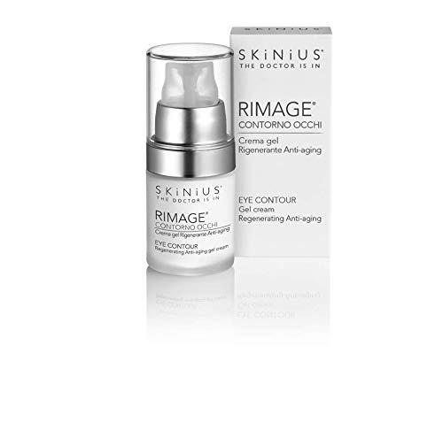 skinius rimage crema gel contorno occhi rigenerante anti-aging -15ml