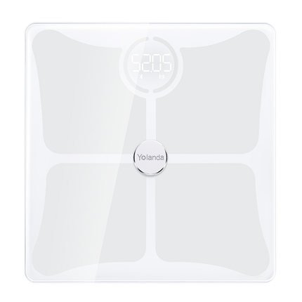 JTHKX Yolanda Smart Body Fat Scale Bluetooth