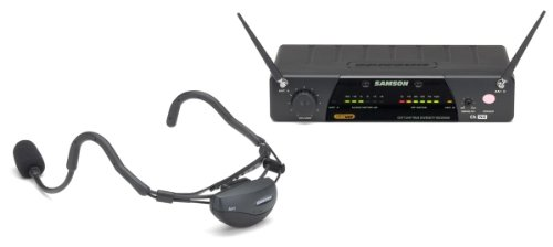 SAMSON AIRLINE 77 FITNESS E3 (864.500 MHz) Drahtlose Systeme Headset -