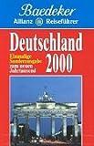 Baedeker Allianz Reiseführer, Deutschland 2000
