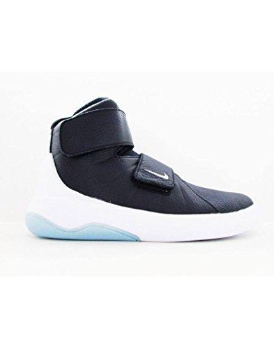 Nike Marxman, Scarpe da Basket Uomo, Nero (Ossidiana / Obsidian-Bianco-Ghiaccio), 41 EU