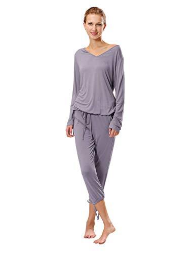 bd30b8a3e1e988 ᑕ❶ᑐ Flanell Schlafanzug Damen ▻ Bestseller für Ihr ...