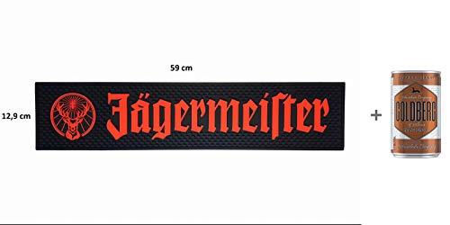 Jägermeister Barmatte - 59 x 12,9 cm