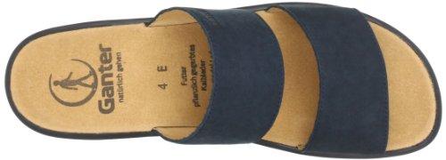 Ganter 5-202802-30000, Mules femme Bleu (Ocean 3000)