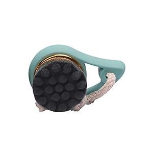1PC De Carbón De Bambú Cepillo De Limpieza Manual Clean Pore Cepillo Facial Cepillos De Limpieza Facial Para Una…