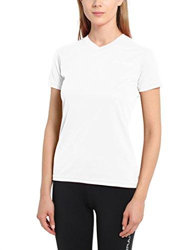 Ultrasport Damen T-shirt Endurance Vista Performance, Weiß, 44, 1327-100 Preisvergleich