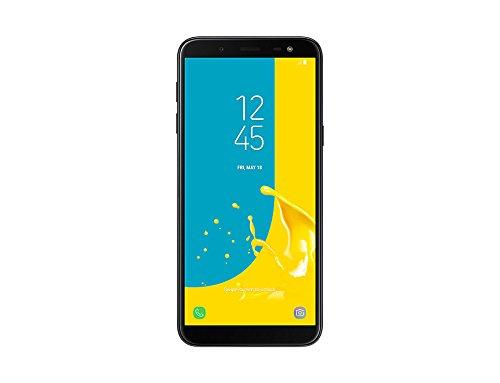 "Samsung Galaxy J6 SM-J600F 14,2 cm (5.6"") 3 GB 32 GB Doppia SIM 4G Nero 3000 mAh"