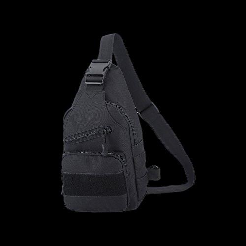 Faysting EU borsa a tracolla Messenger Bag per uomo studenti militare stile vari colori per scegliere buon regalo E