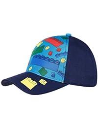 Lego- Casquette Enfant garçon Bleu Marine de 3 à 8ans 28987fd653f