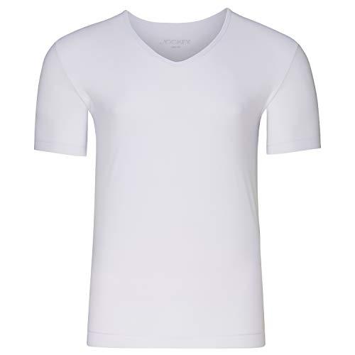 Jockey® Microfiber Air V-Neck 2 Pack, Weiß, Größe XL - Jockey Microfiber T-shirt