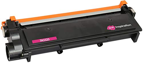 INK INSPIRATION TN2320 Toner compatibile per Stampanti Brother HL-L2300D HL-L2340DW HL-L2360DN HL-L2365DW DCP-L2500D DCP-L2520DW DCP-L2540DN DCP-L2560DW MFC-L2700DW MFC-L2720DW MFC-L2740DW